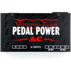 Voodoo Lab Pedal Power AC Effects Pedal Power Supply