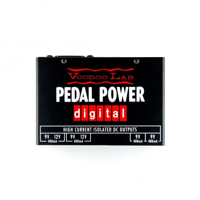 Voodoo Lab Pedal Power Digital Effects Pedal Power Supply
