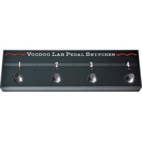 Voodoo Lab Pedal Switcher Pedal Switching