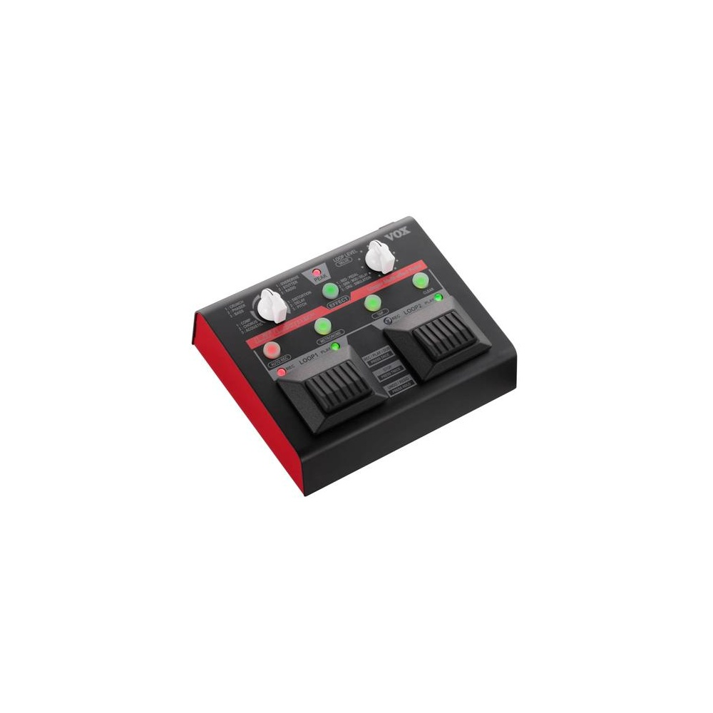 vox lil 39 looper effects looper guitar pedal. Black Bedroom Furniture Sets. Home Design Ideas