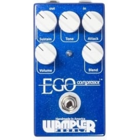 Wampler Ego Compressor Guitar Effects Pedal (Used)