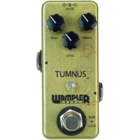 Wampler Tunmus Overdrive Guitar Effects Pedal