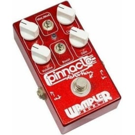 Wampler Pinnacle Drive Guitar Effects Pedal
