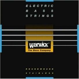Warwick 4-String Black Label Long Scale Bass Strings 45-105 Gauge