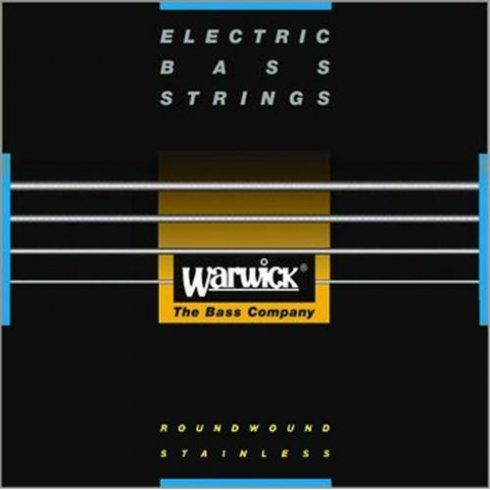 Warwick Dark Lord Black Label 4-String Bass Guitar Strings 85-175, Long Scale