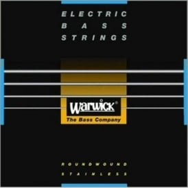 Warwick Black Label Long Scale Bass Low B .135 Single String
