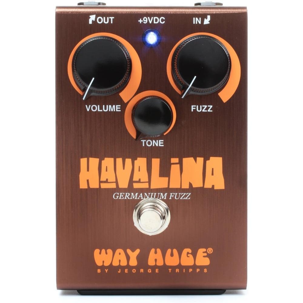 Way Huge Electronics Havalina Germanium Fuzz Pedal Box