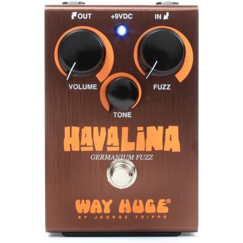 Way Huge Electronics Havalina Germanium Fuzz Pedal