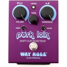Way Huge Electronics Pork Loin™ Overdrive Guitar Effects Pedal