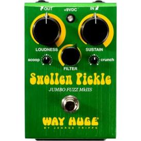 Way Huge Electronics Swollen Pickle™ MKIIs Jumbo Fuzz Guitar Effects Pedal