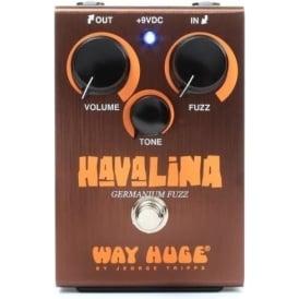 Way Huge Electronics Havalina™ Germanium Fuzz Guitar Effects Pedal