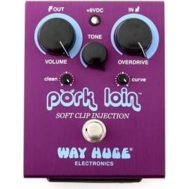 Way Huge Electronics Pork Loin™ Overdrive Guitar Effects Pedal