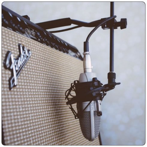 Wishbone Hook Amplifier Mic Placement System v.2