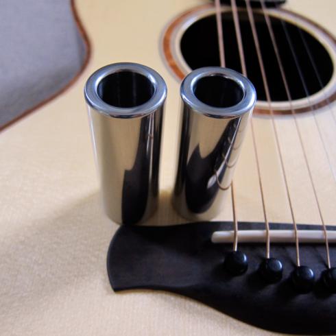 Wolfram Martin Simpson Artist Series Signature Guitar Slide - Small Size