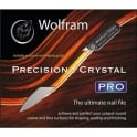 Wolfram Precision Crystal Nail Files