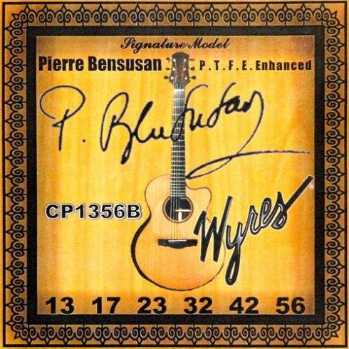 Wyres Pierre Bensusan 13-56 Phosphor Bronze DADGAD Coated Acoustic Guitar Strings